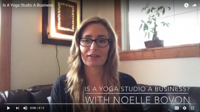 Is A Yoga Studio A Business?
