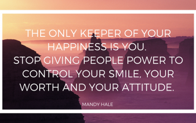 Are You Giving Away Your Power?