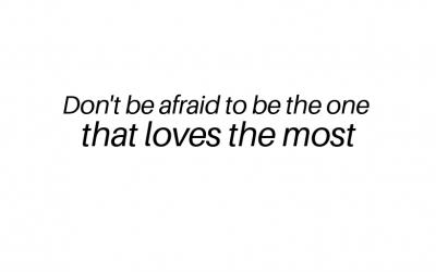 Allow Your Heart To Break